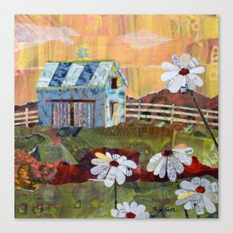 Farm Canvas Print