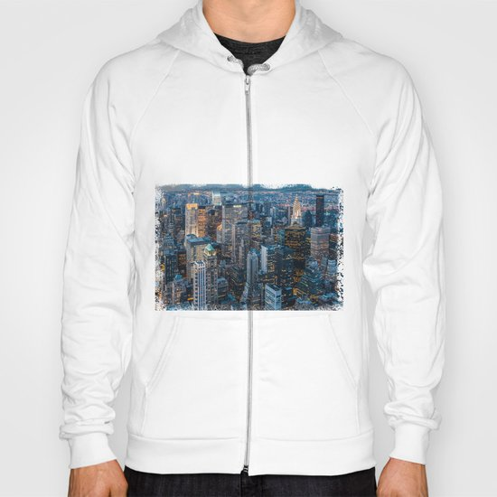 Manhatttan - Downtown Hoody