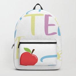 Love Teach Inspire Backpack