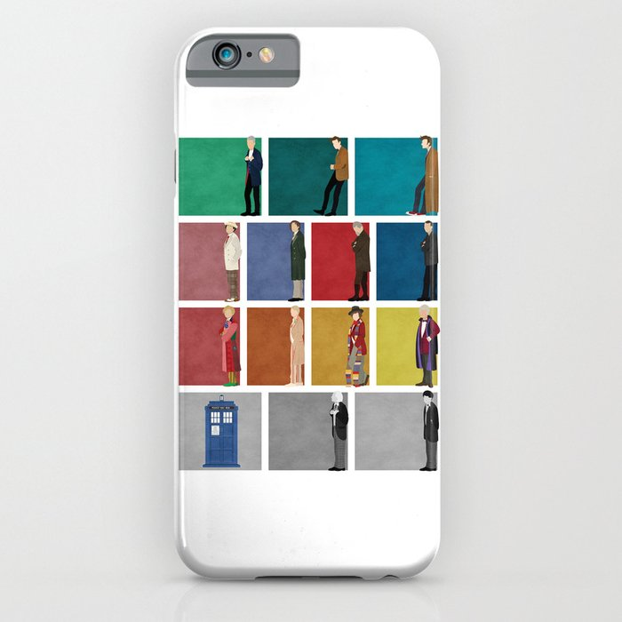 doctor who? iphone case