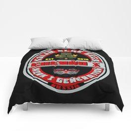 Cherno's beer Comforters