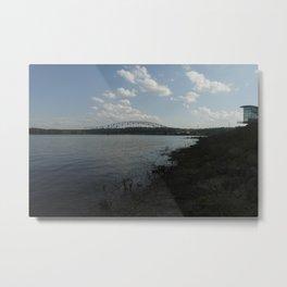 river dubuque Metal Print