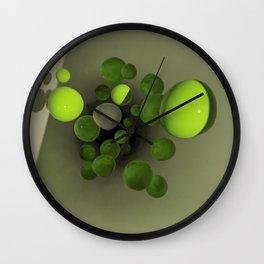 The origin Wall Clock