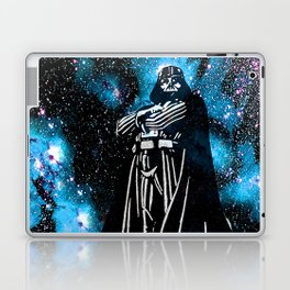 The Force Is Strong In My Family Laptop & iPad Skin