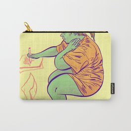 Studying Abroad Carry-All Pouch