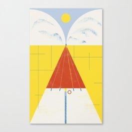 SUMMER QUEST Canvas Print