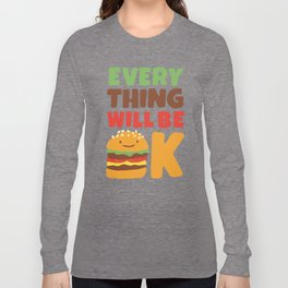 Feed Your Feelings Long Sleeve T-shirt