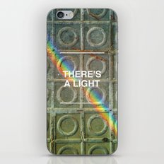 There's a light... iPhone & iPod Skin