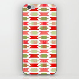 Fragments - Holiday iPhone Skin