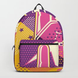 Rock and Roll Forever Backpack