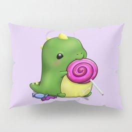 Candysaurus Rex Pillow Sham