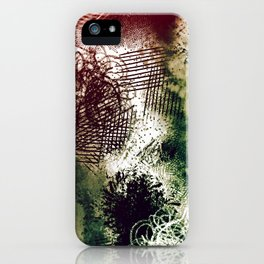 Eyes Still Clouded iPhone Case