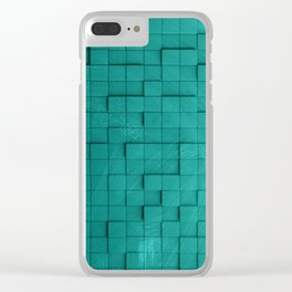 Pattern 55 Clear iPhone Case