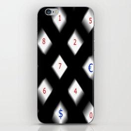 Office design iPhone Skin