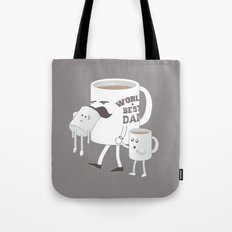 Good Dads Drink Coffee Tote Bag