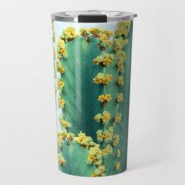 Adorned Cactus #society6 #artprints #buyart Travel Mug