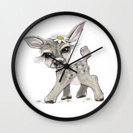 Bambi Dear Wall Clock