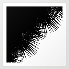 Billy Palms 45 Art Print