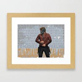 Guardians of Ooga Chaka Framed Art Print