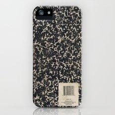 Notebook Slim Case iPhone (5, 5s)