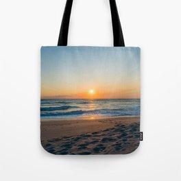 Canaveral Sunrise Tote Bag