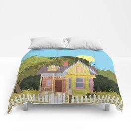 Elle's Dream House Comforters