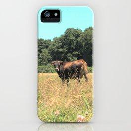 Cow iPhone Case