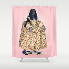 Solange Shower Curtain