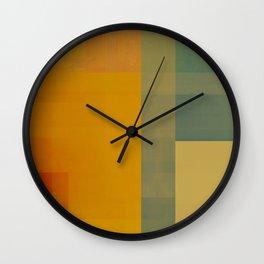 frugal 2 Wall Clock