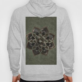 Wonderful noble mandala design Hoody