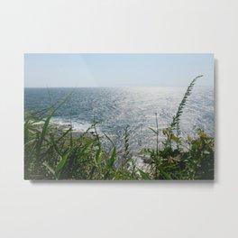 Sagami Bay Metal Print