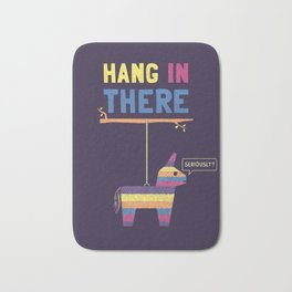 Hang In There Bath Mat