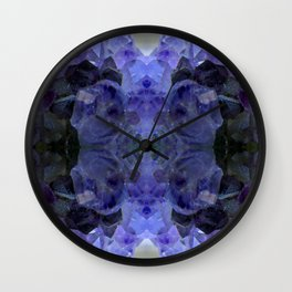 fragments Wall Clock
