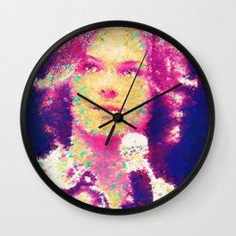 Lion Boy Wall Clock