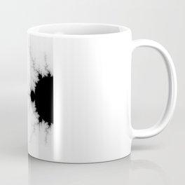 detail on mandelbrot set Coffee Mug