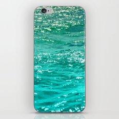 SIMPLY SEA iPhone & iPod Skin