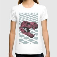 t rex T-shirts featuring T-Rex by Blake Makes Tees