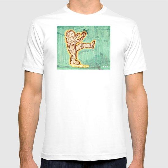 Astrokick. T-shirt