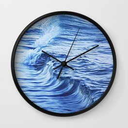 The Crest Wall Clock