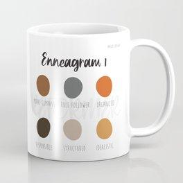 Enneagram 1 Coffee Mug