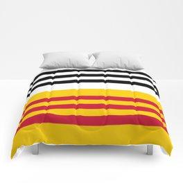 Flag of Loon op Zand Comforters