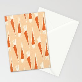 carrots tequila sunrise Stationery Cards