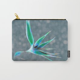 Paradise Blues Carry-All Pouch