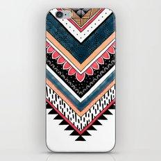 Tribal Geometric Chevron iPhone & iPod Skin