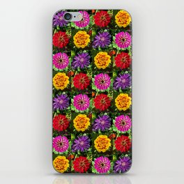 Summer Bouquet 3 iPhone Skin