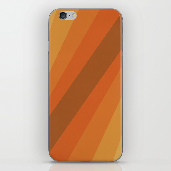Retro Sunlight iPhone Skin