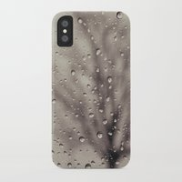rain iPhone & iPod Cases featuring Rain  by Laura Ruth
