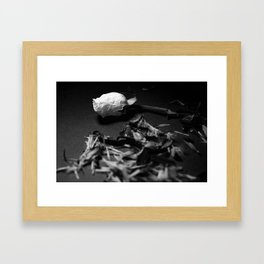 The Final Chapters Framed Art Print