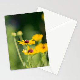 Portrait of a Wildflower in Summer Bloom Stationery Cards
