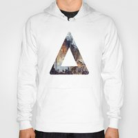 bastille Hoodies featuring Bastille (solid) by syrup